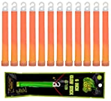 "Wealers 12 Pack Light Sticks - 6"" Inch, Ultra"