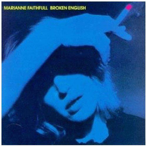 Αποτέλεσμα εικόνας για Broken English-Marianne Faithfull
