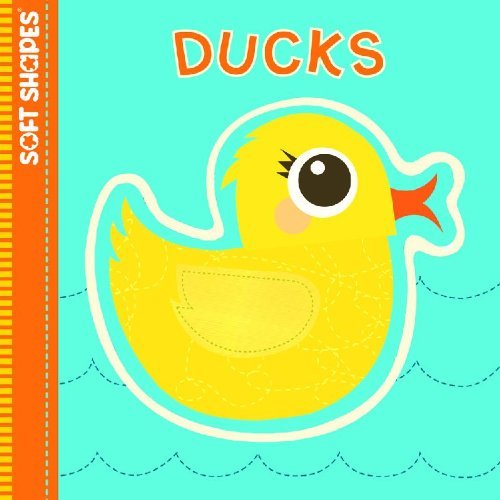 - Soft Shapes: Ducks: (Baby's First Book + Puzzle)