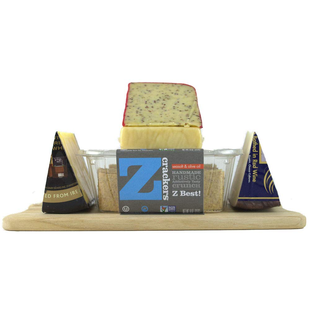 Alcohol Infused Cheese Board by Gourmet-Food