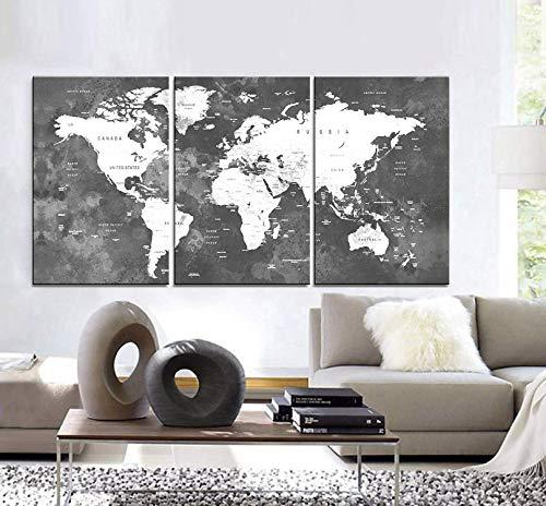 Original BoxColors Watercolor countries interior