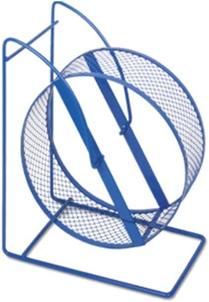Nobby - Rueda de metal para hámster, 17.5 cm, 1 unidad [colores surtidos]