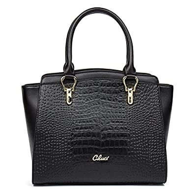 Cluci Handbags for Women Clearance Leather Tote Shoulder Crossbody ...