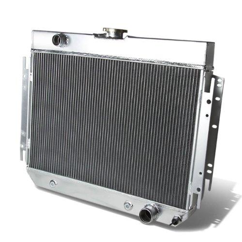 (For Bel Air/Biscayne/Caprice/Impala Full Aluminum 2-Row Racing Radiator)