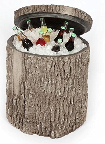 SURREAL Stump Cooler 90 Quart Oak