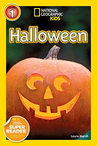 National Geographic Readers: Halloween ()