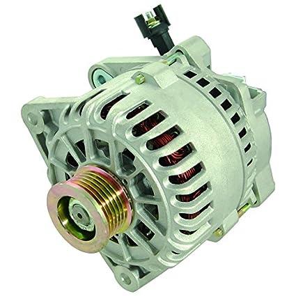 amazon com: parts player new alternator fits ford focus (2 0 dohc  zetec)2001 2002 2003 2004 zx3 zx5 svt: automotive
