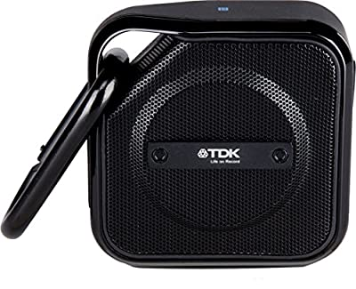 TDK Life On Record Trek Bluetooth Wireless Speaker