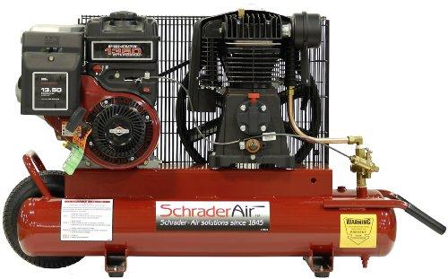 schrader SA788B 8 HP Gas Briggs and Stratton 8-Gallon Twi...
