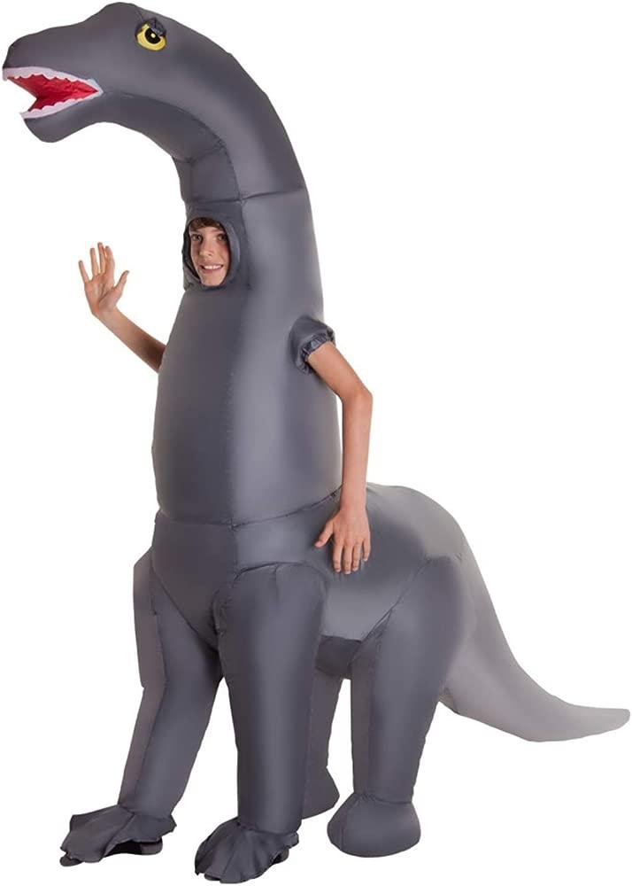 MORPH gonflable Disfraz Color Diplodocus dinosaure Enfants ...