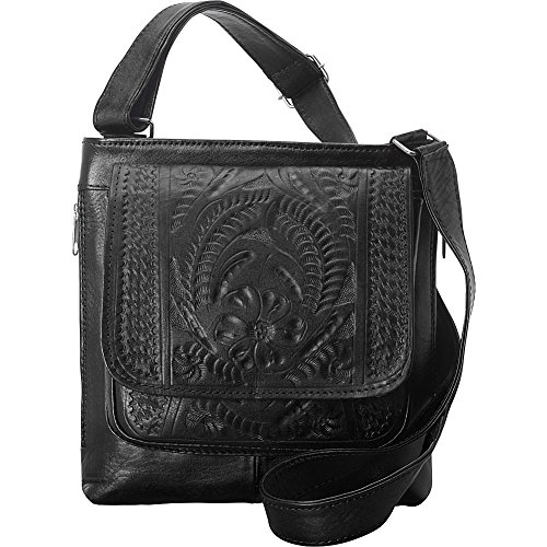 ropin-west-crossover-conceal-weapon-purse-black