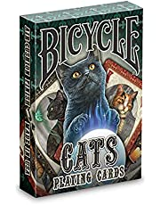 Bicycle Cats Playing Cards Designed by Lisa Parker