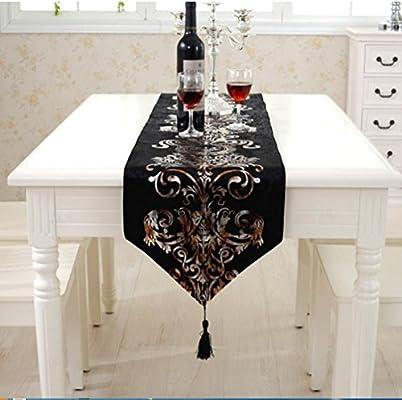 WYFC caminos de mesa. manteles de mesa moderna decoración ...