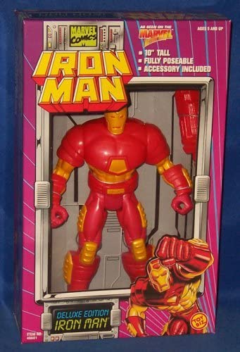 Iron Man  Machine 10 inch Deluxe Edition Action Figure