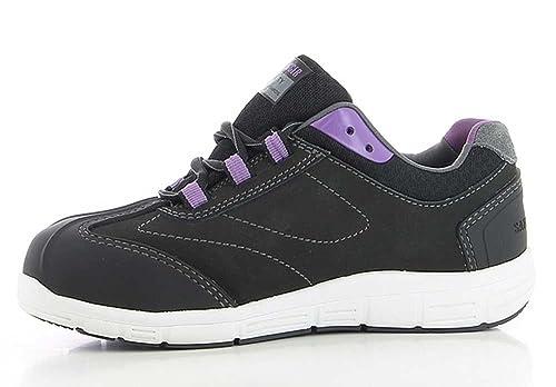 d6f00148b8 Safety Jogger Women's RIHANNA Classic Lace-Up Half Shoe: Amazon.co ...