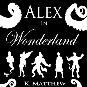 Alex in Wonderland Audiobook