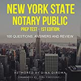 New York State Notary Public Prep Test: 1st