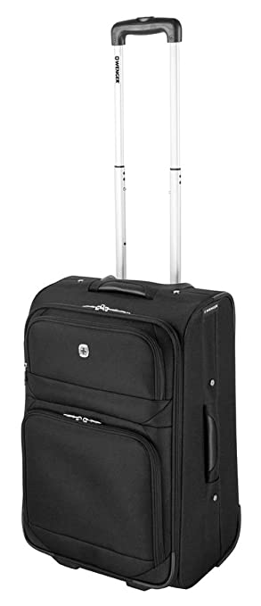 e3bf54df9bcc Wenger Cabin Case Hand Luggage, 52 cm, 44 Liters, Black 2160497 ...
