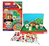 Colorforms Ni Hao Kai Lan 3-D Deluxe Play Set