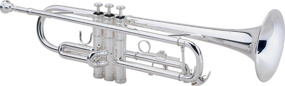 Allora AATR-101 Bb Trumpet AATR101S Silver AATR-101S