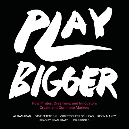 Play Bigger: How Pirates, Dreamers, and Innovators Create and Dominate Markets: Library Edition by Blackstone Pub