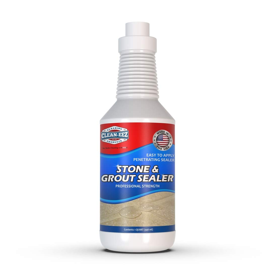 Clean eez Cleaning Products Grout and granite seal The Floor Guys ...