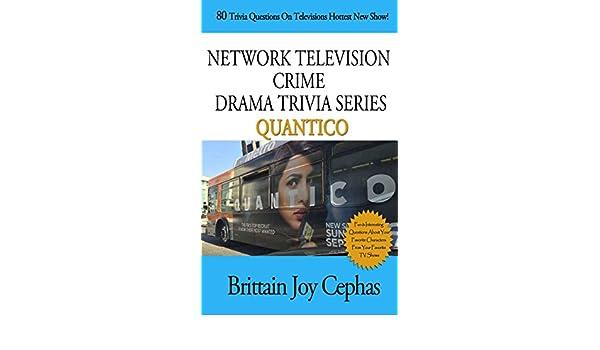 NETWORK TELEVISION CRIME DRAMA TRIVIA SERIES-QUANTICO: 80
