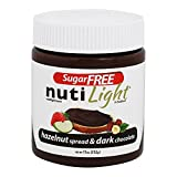 NutiLight - Gluten Free Spread Hazelnut & Cocoa Spread - 11 oz.