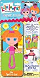 Lalaloopsy Magnetic Fun Paper Dolls Set 4