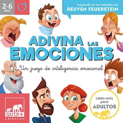 Adivina las emociones: Un juego de iteligencia emocional ...