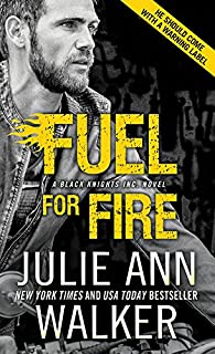 Book Cover: Fuel for Fire