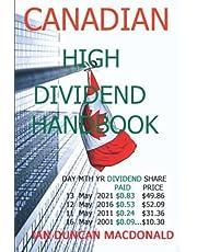 Canadian High Dividend Handbook