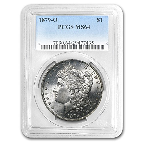 1879 O Morgan Dollar MS-64 PCGS $1 MS-64 PCGS