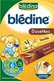Blédina - Blédine Dosettes Saveur Vanille Cacao dès 6 mois 240g
