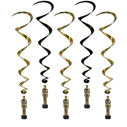 [Awards Night Dangler Decorations-5 Per Unit] (Hollywood Movie Costumes Inc)