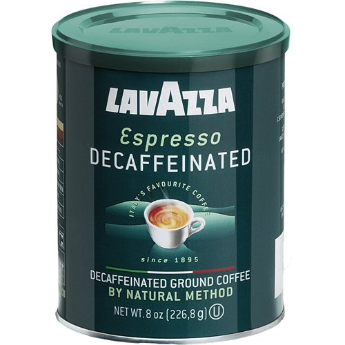 Lavazza Premium Coffee Coffee Espresso Decafeinato Grnd 8 Oz -Pack of 12 by Lavazza