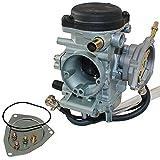 yamaha 400 big bear carburetor - CALTRIC Carburetor Fits YAMAHA BIG BEAR 400 YFM400 2x4 4x4 2000 2001 2002 2003 2004 2005 2006