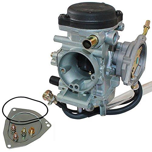 yamaha 350 bruin carburetor - 2