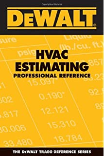 dewalt hvac estimating professional reference dewalt trade reference - Hvac Estimator