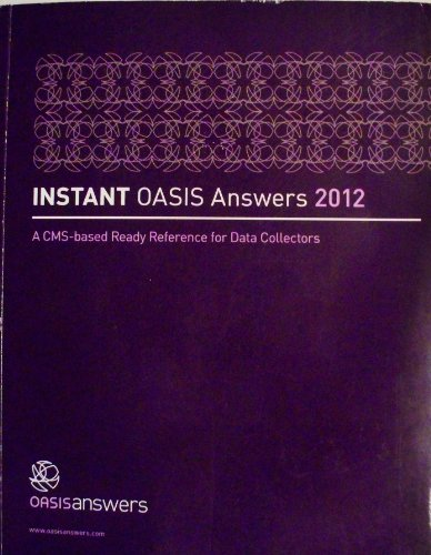 Instant Oasis Answers 2012  2012
