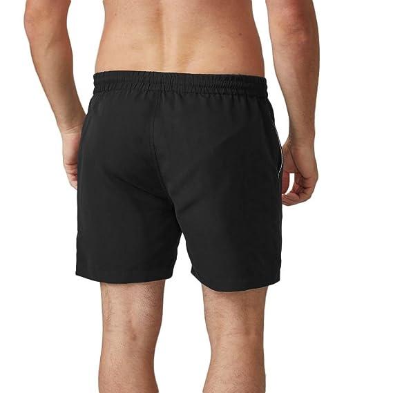 1c9fdc33b7 Henri Lloyd Mens Brixham Jet Black Swim Shorts M: Amazon.co.uk: Clothing