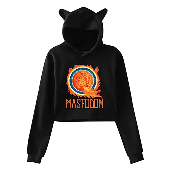 : Mastodon Crack The Skye Women Girl Hoodies Cute
