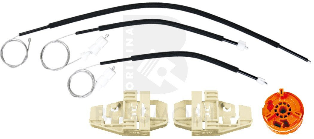 Bossmobil XSARA kit de reparaci/ón de elevalunas el/éctricos N1 Delantero derecho