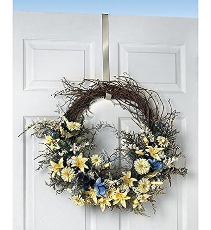 Spectrum Over the Door 1-Inch Wreath Holder (Bronze) SYNCHKG117385