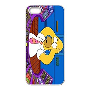 iPhone 5,5S Phone Case Homer Simpson's CE403896