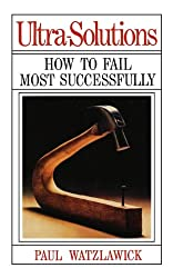 Ultra-Solutions: How to Fail Most Successfully