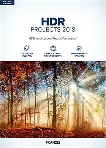 Télécharger livre HDR projects 2018 (Win & Mac): HDR macht jedes Bild schöner! pdf gratuit