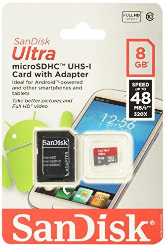 8 gb micro sd card class 10 - 4