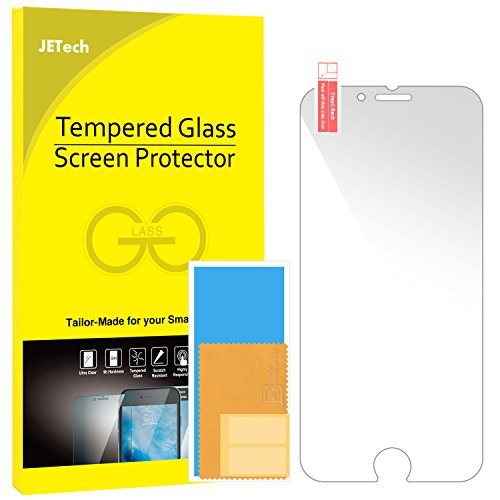 JETech Screen Protector 4 7 Inch Tempered