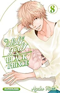 Wolf Girl and Black Prince, tome 8 par Ayuko Hatta